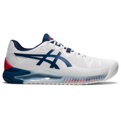 ASICS 亞瑟士 GEL-RESOLUTION 8 男 網球鞋  1041A113-103