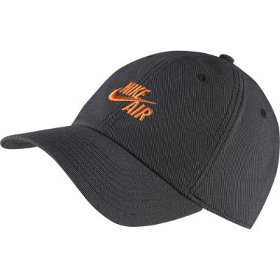 NIKE 棒球帽 帽子老帽 遮陽帽  運動帽 黑 CU6358011 U NSW H86 CAP FUTURA AIR