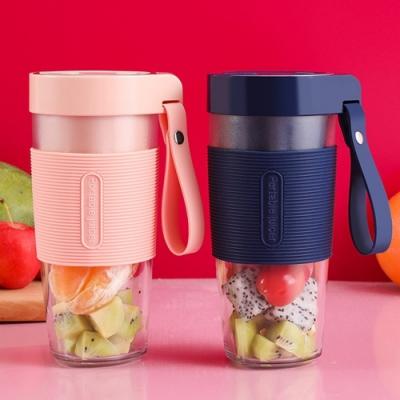 【歐達家居】USB充電自動榨汁隨行果汁機(寶寶副食品/攜帶型/榨汁機/自動榨汁機/隨行杯)