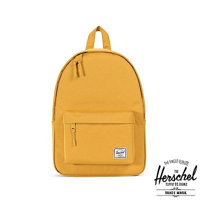 Herschel Classic 後背包-芥末黃