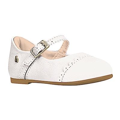 巴西BiBi童鞋_娃娃鞋-白色1014035