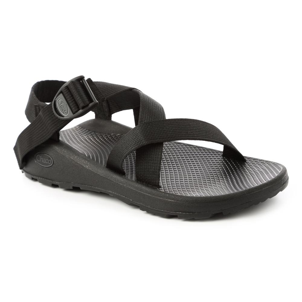 美國Chaco。男 越野舒壓運動涼鞋-標準款CH-ZLM01H407 (黑)