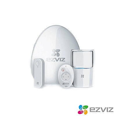 EZVIZ A1 Alarm Kit-智能聯動無線保全套裝