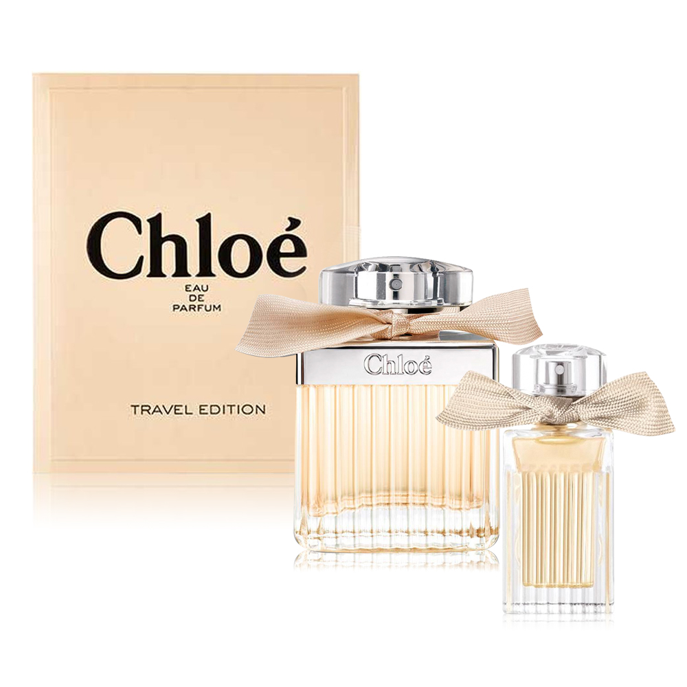 Chloe 同名女性淡香精禮盒(75ml淡香精+20ml淡香精)