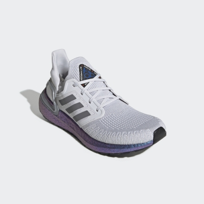 adidas ULTRABOOST 20 跑鞋 男 EG0755