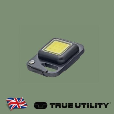 【TRUE UTILITY】英國多功能充電型高亮度鈕扣LED照明燈Buttonlite