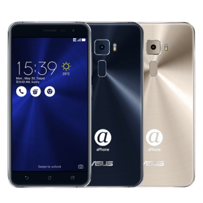【拆封福利品】華碩 ASUS Zenfone 3 ZE552KL (4G/128G) 5.5吋智慧型手機