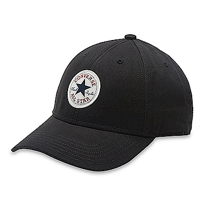 CONVERSE CORE 鴨舌帽 老帽10005221-A01-黑