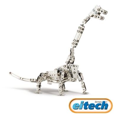 【德國eitech】益智鋼鐵恐龍系列-腕龍(C97)