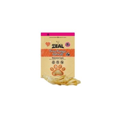 ZEAL真致天然風乾零食-鹿耳125g (ZE-AD-0370)