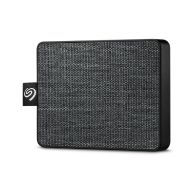 Seagate One Touch 1TB 外接式固態硬碟-霧夜黑STJE1000400(聯強貨)