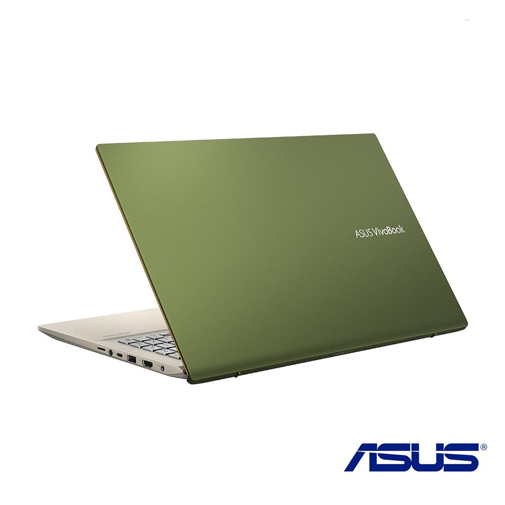 ASUS VivoBook S532FL 15吋筆電(超能綠/i5-8265U/MX250