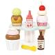 英國 Le Toy Van 角色扮演系列-義大利手工冰淇淋玩具組 product thumbnail 2