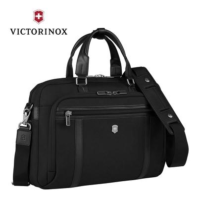 VICTORINOX 瑞士維氏公事包-13吋電腦可擴展公事包 Laptop Brief 611470