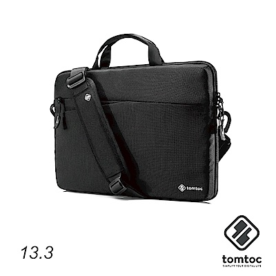 Tomtoc A45-C01 13.3吋 手提 側背 防震電腦包