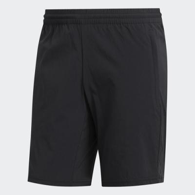 adidas 短褲 運動 休閒 健身 訓練 男款 黑 GJ5108 MUST HAVES 3-STRIPES