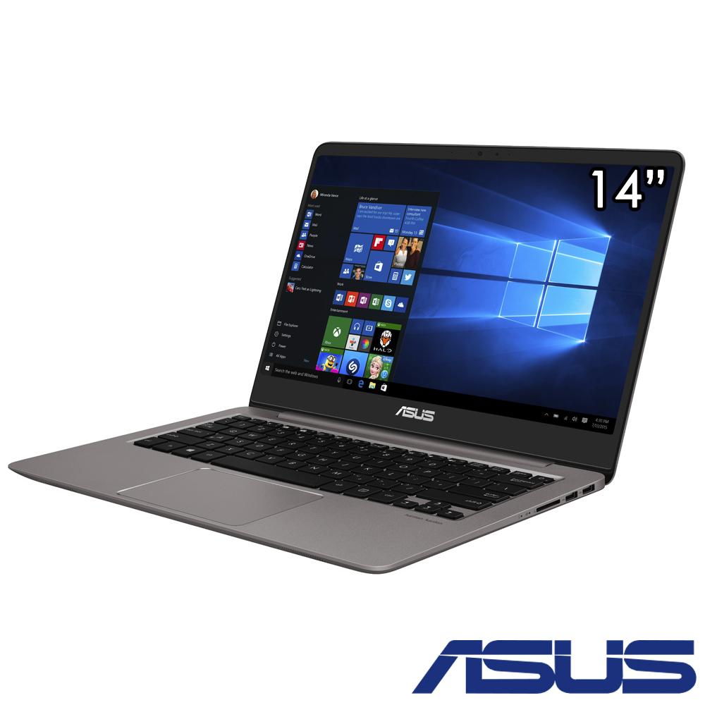 ASUS UX410UF 14吋輕薄筆電 i5-8250U/8G/256G+1TB/特仕版