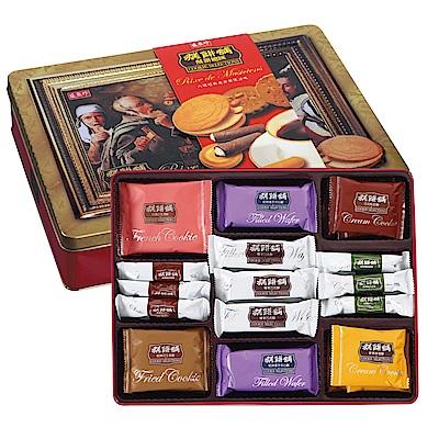 盛香珍 糕餅舖禮盒(520g)