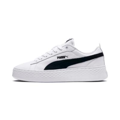 【PUMA官方旗艦】Puma Smash Platform L 休閒鞋 女性 36648712