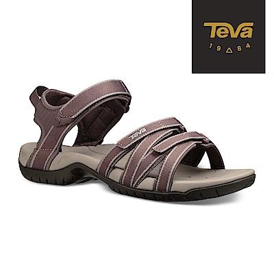 TEVA 美國-女 Tirra 水陸兩棲 多功能運動涼鞋 紫藕