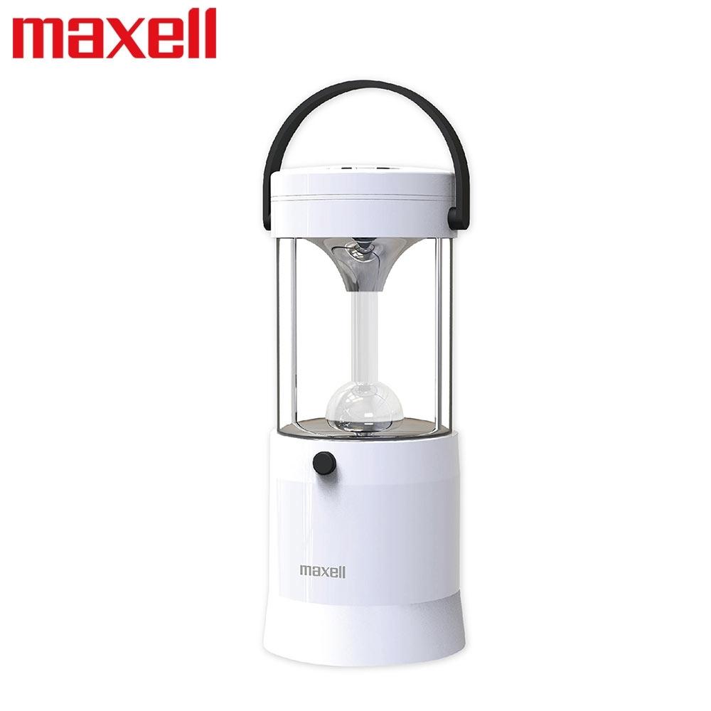 日本Maxell MIZUSION 水鹽發電LED提燈 MS-T210