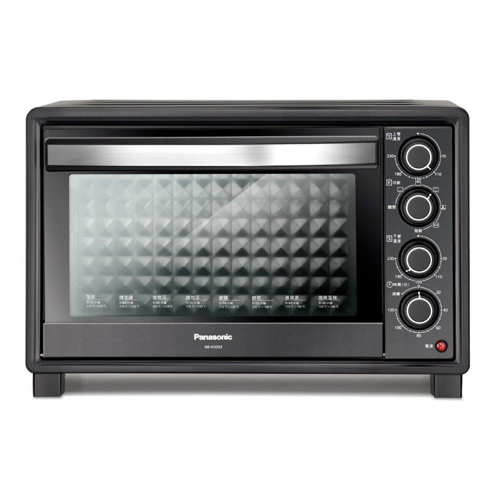 [熱銷推薦]Panasonic國際牌32L雙溫控發酵電烤箱 NB-H3203
