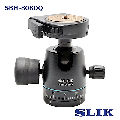 日本 SLIK SBH-808DQ 球型雲台