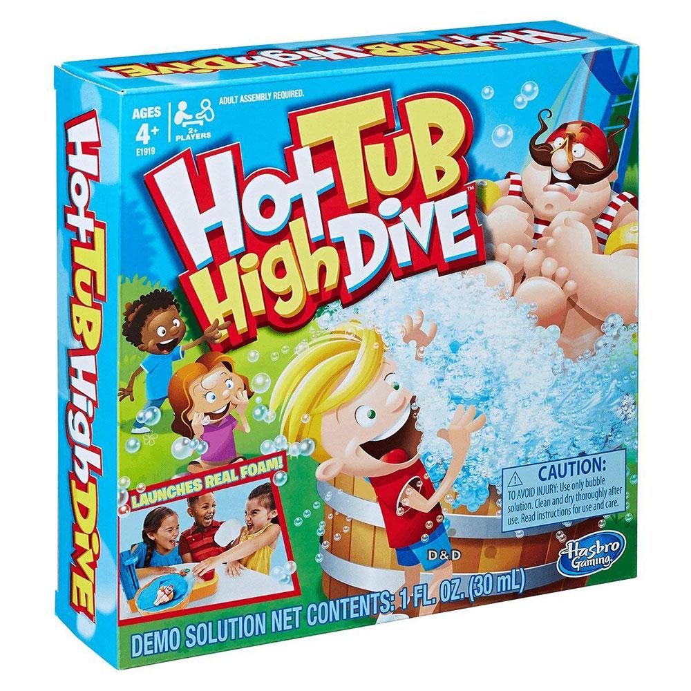 Hasbro game - 跳水泡泡遊戲組