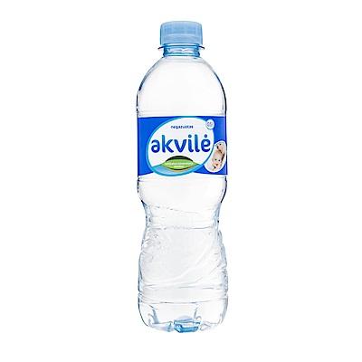 愛可麗Akvile 天然鹼性礦泉水(500mlX24入)