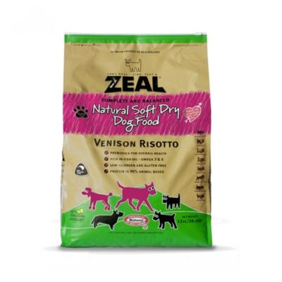 紐西蘭ZEAL真致 純淨低敏鹿肉犬糧 12KG/26.5LBS (ZE-V12)