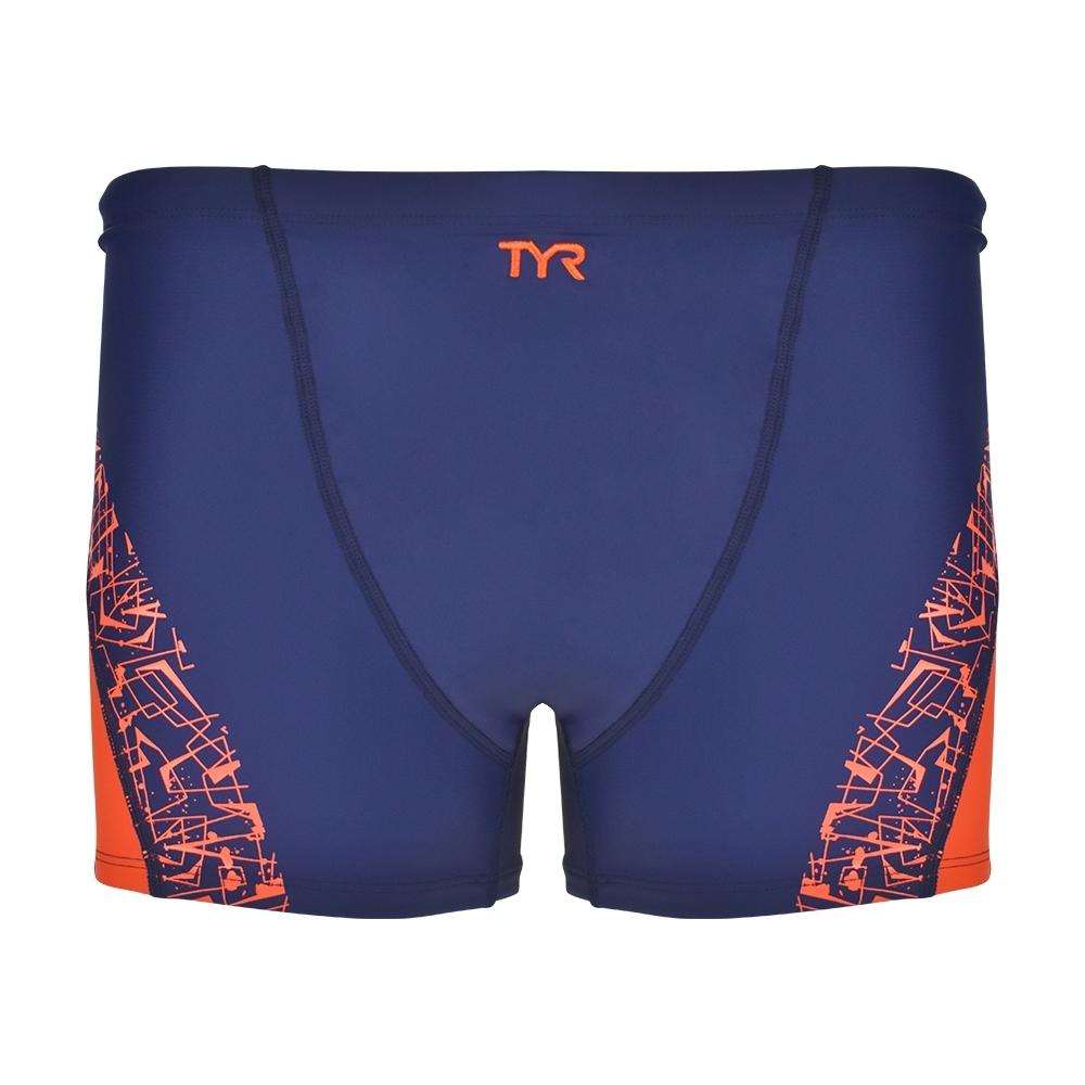 美國TYR 男用四角短泳褲 Filament Boxer