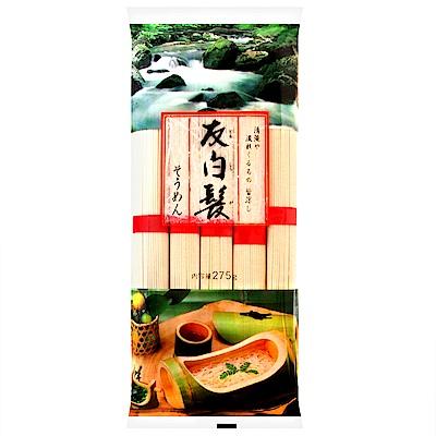 加藤產業 友白髮素麵(275g)