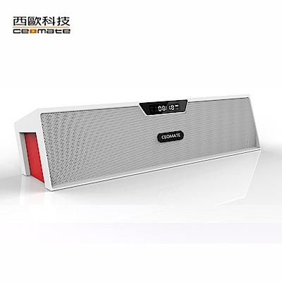 西歐科技紐約長島藍芽無線喇叭CME-8019(白)