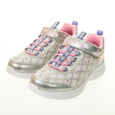 SKECHERS 女童系列 GLIMMER KICKS 燈鞋 - 20336LSLPK