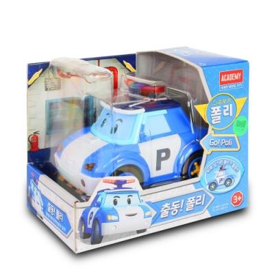 救援小英雄 POLI - 波力迴力車