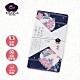 【日纖】日本製純棉長巾-夜桔梗 34x90cm product thumbnail 1