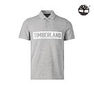 Timberland 男款中灰色POLO衫|A2A4V