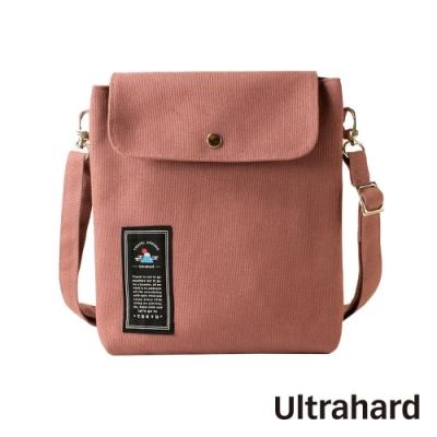 Ultrahard Travel Around小斜背包- 東京(粉紅)