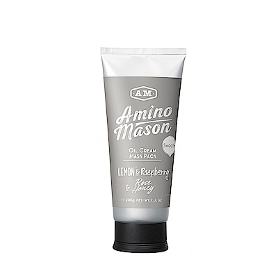 Amino Mason 胺基酸植物清爽修護護髮膜200g
