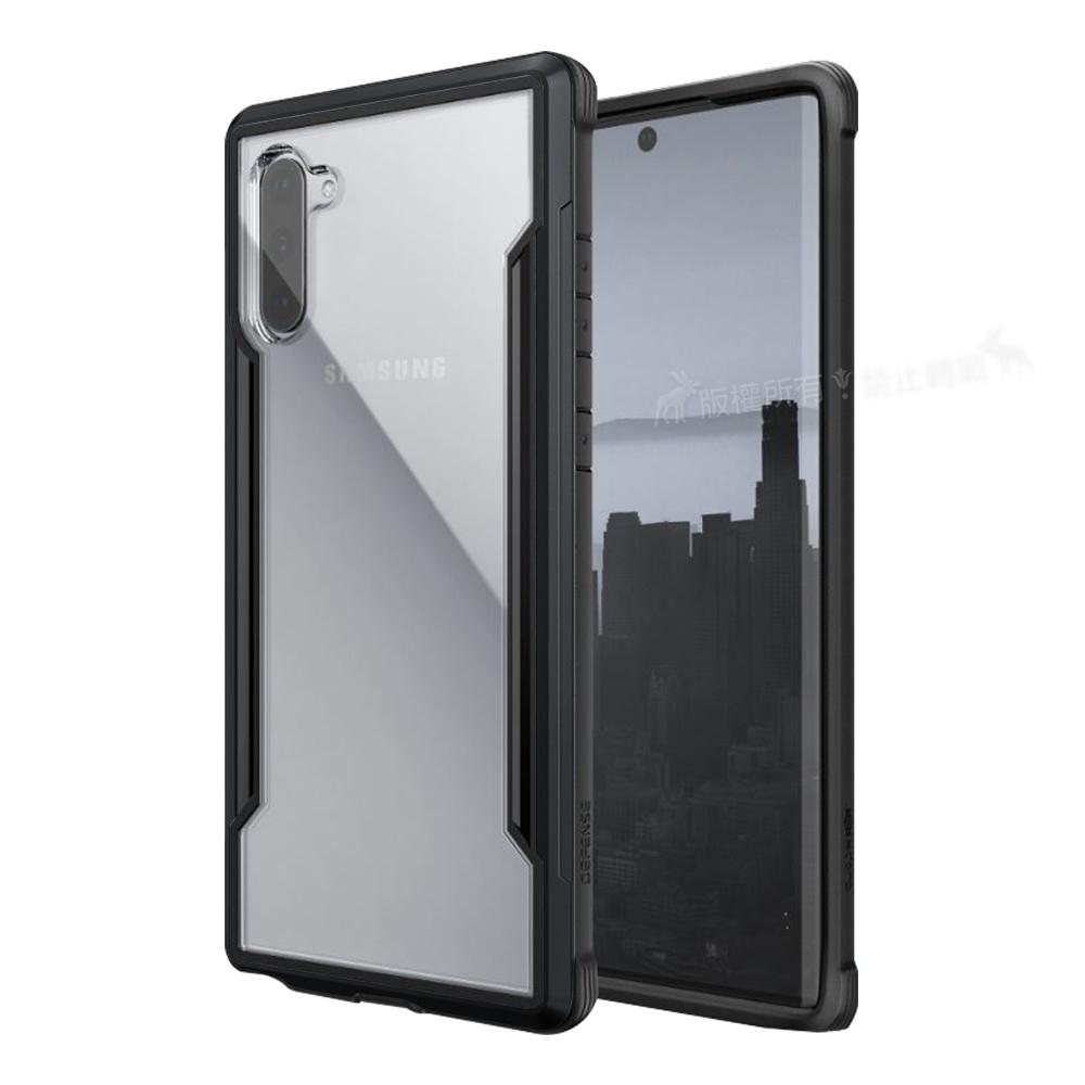 DEFENSE 刀鋒極盾Ⅲ Samsung Note10 耐撞擊防摔手機殼(爵帝黑)