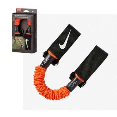 NIKE 手足彈力組繩重量級 黑橘
