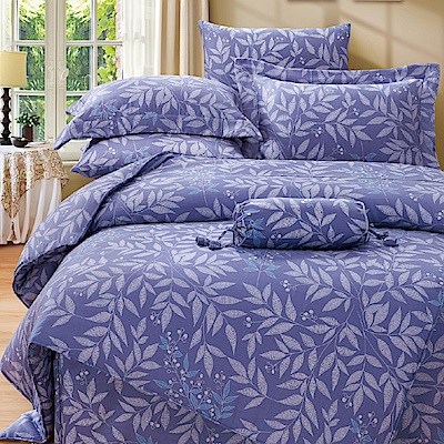Saint Rose 艾貝塔 雙人100%純天絲兩用被套床包四件組