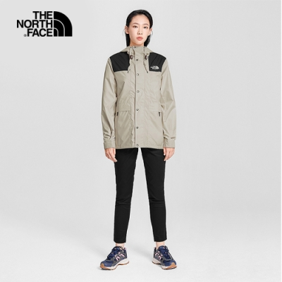 The North Face北面女款黑色舒適透氣休閒褲|4NBFJK3