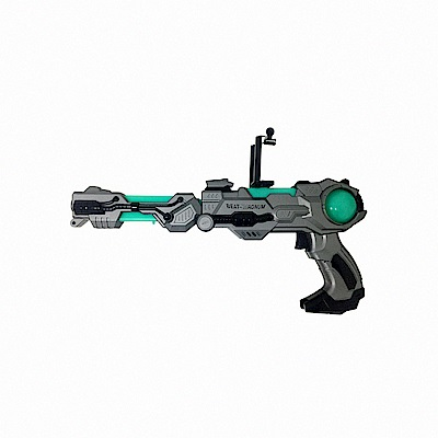 TCSTAR AR手遊體感戰鬥摺疊 射擊槍 TCG-GU003GR