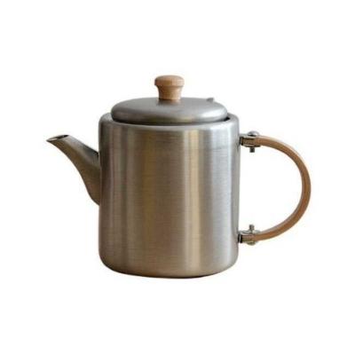 日本製 AIZAWA/相澤工房 竹握把小茶壺 400ml