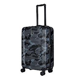 VICTORINOX 瑞士維氏Spectra 2.0輕量級霧面26吋硬殼行李箱-海軍迷彩