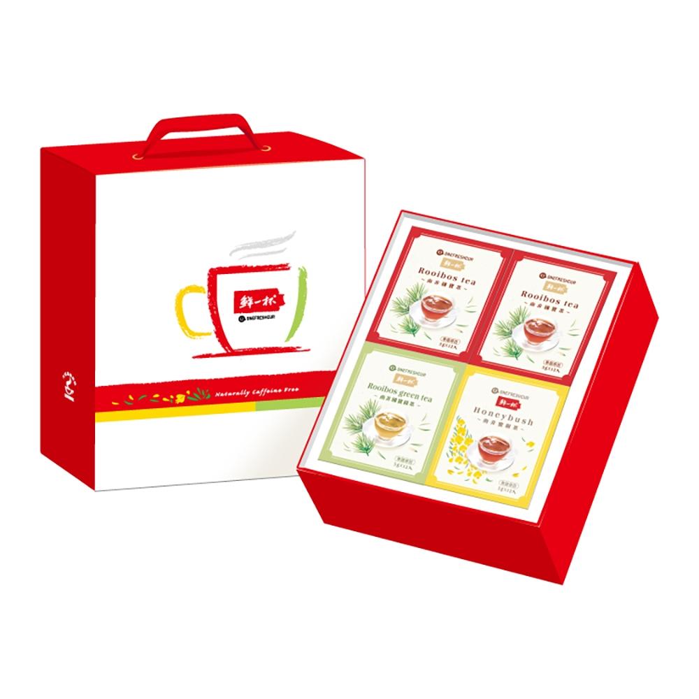 (任選)鮮一杯 南非國寶茶禮盒