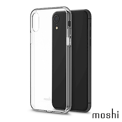 Moshi Vitros for iPhone XR 超薄透亮保護背殼