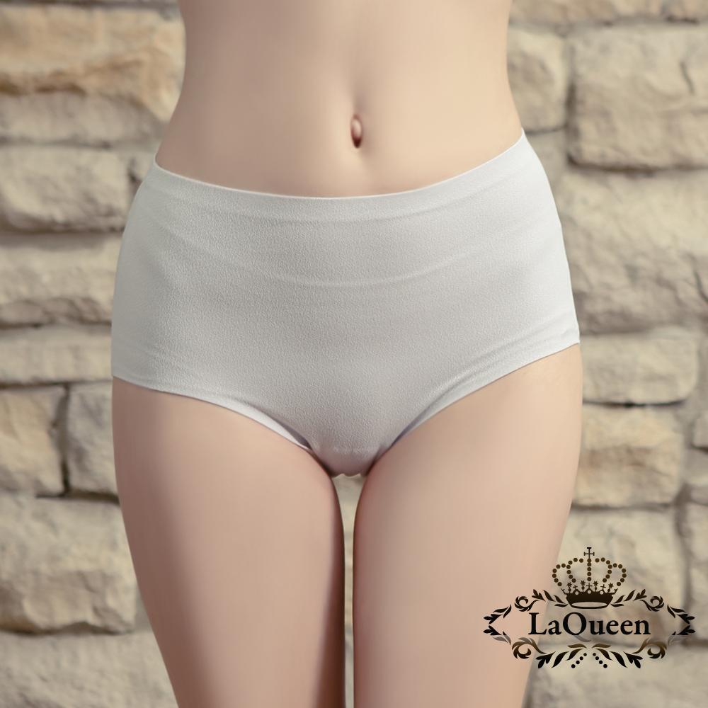 塑褲 無痕貼合包覆蠶絲塑褲-灰 La Queen