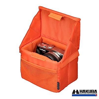 HAKUBA 微單KIT組相機內袋A款(橘色)